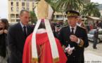 SDIS de Corse-du-Sud : Ferveur pour la Sainte-Barbe