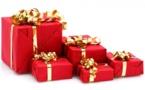 Opération emballage des paquets cadeaux avec le Rotary Club Balagne