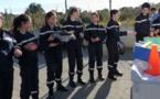 Les jeunes sapeurs-pompiers de la Plaine ont créé leur association !