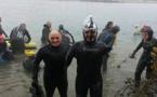 Le Dauphin Corse sur le podium de la 36ème traversée de Lyon à la nage