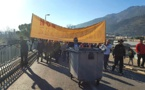 Corte : Marche citoyenne pour la sauvegarde du Tavignanu
