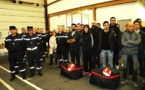 Corte : Le SDIS de Haute-Corse a intégré 111 nouvelles recrues
