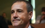 Hommage au préfet Erignac : Jean-Guy Talamoni n'y participera pas