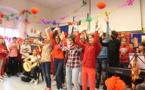 """新年快乐 """"Xinnian Kuaile"""" : Le collège Simon-Vinciguerra a célébré le Nouvel An chinois"""