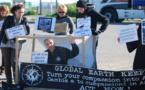 Animaux dans les cirques : Le GEK Corse manifeste à Saint-Cyprien