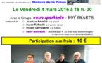 Marseille : Deux événements à la Maison de la Corse