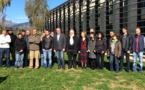Formation professionnelle à San Giuliano : Première journée pour de futurs agrumiculteurs