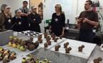 Bastia : Le Pôle Emploi booste les jeunes chômeurs avec le chocolat d'Aline