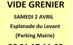 Vide-grenier à Saint Laurent du Var