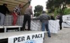Per a Pace vient en aide aux réfugiés de la Grande Synthe et son ancien camp de Basroch