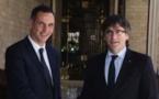Gilles Simeoni : « Nous avons jeté les bases d'une coopération entre la Catalogne et la Corse »