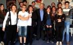Furiani : Les enfants de l'école U Rustincu font leur cinéma