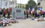 Ajaccio et Grossetto-Prugna célèbrent l'anniversaire de la Libération