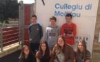 Les élèves du Collège de Moltifao distingués