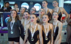 Natation synchronisée : L'exploit du Fun Beluga de Bastia