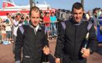 Les vainqueurs Navarra - Barra de la Ronde de la Giraglia 2016
