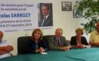 Primaire à droite : Un Comité d'appel en Haute-Corse pour la candidature de Nicolas Sarkozy