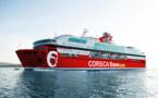 """Le """"Danielle Casanova"""" paré à son tour aux couleurs de Corsica Linea"""