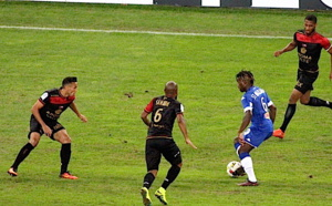 Le Sporting assure l'essentiel face à Guingamp