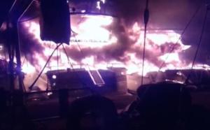 Porto-Vecchio : Plusieurs bateaux détruits par un incendie