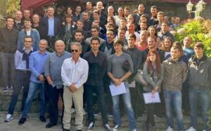 EDF-Corse et la formation apprentissage : Le 100e recrutement fêté à Corte