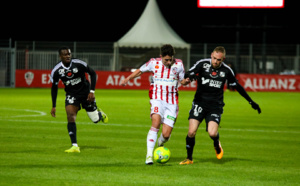 ACA : Un bon point face à Amiens