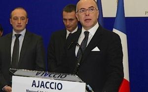 Bernard Cazeneuve : Une journée en Corse