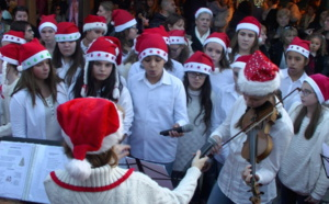 La magie de Noël à Biguglia