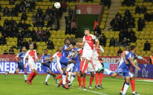 Le Sporting lourdement battu par l'AS Monaco