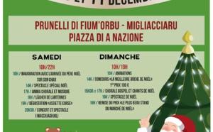 Noël en fête ce week end à Prunelli di Fium'Orbu