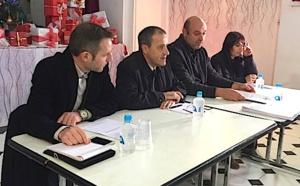 Le président de l'assemblée de Corse à la rencontre des Balanins
