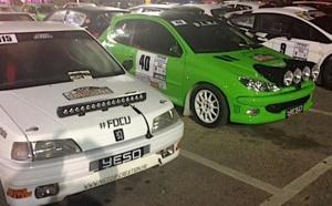 Pascal Trojani s'installe aux commandes du Rallye de Balagne