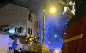 Cauro : Une habitation détruite par un incendie