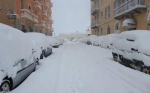 Corse : Un mètre de neige à Tralonca