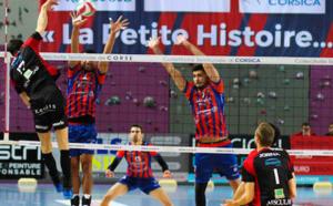 Ligue A de volley :  La victoire et la 5e place pour le GFCA à Toulouse