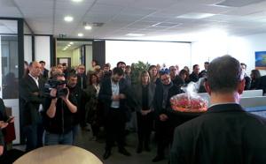Orange Corse inaugure son bâtiment de l'Hôtel des Postes à Bastia