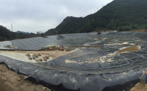 Aménagement hydraulique de l'arrière-pays ajaccien : Sécurisation et confortation de la réserve du Prunelli