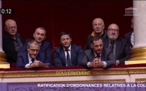Collectivité unique et Arrêté Miot : L'Assemblée nationale valide