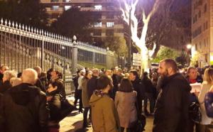 Bastia : Rinnovu manifeste pour Felix Benedettu