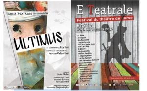 « Ultimus »  création théâtrale de  Marianna Nativi aux Teatrale