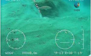 La libération de méthane à l'origine du geyser au large de la Corse