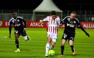 L'ACA ouvre le score puis cède à Amiens (2-1)