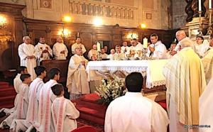 Antoine Peretti: Une ordination inoubliable à Ajaccio