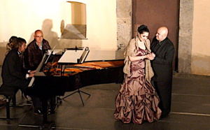 Bastia : Superbe soirée lyrique pour la Nuit européenne des musées