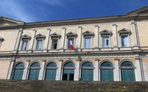 Jeunes agriculteurs de Haute-Corse  et défrichement : Rassemblement devant le Palais de Justice de Bastia