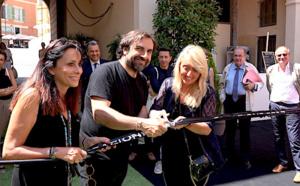"""André Manoukian à Creazione : """"En  Corse la terre a une très forte expression """""""