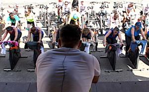 « Ghjustra di biking nustrale in Bastia » : Un vif succès
