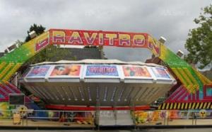 Le Gravitron disparu à Mulhouse retrouvé à Porto-Vecchio !
