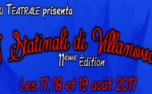 Statinali 2017: Les arts s'invitent à Villanova