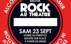 Bastia : Une soirée Rock au  péristyle du théâtre